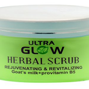 Ultra Glow Herbal Scrub