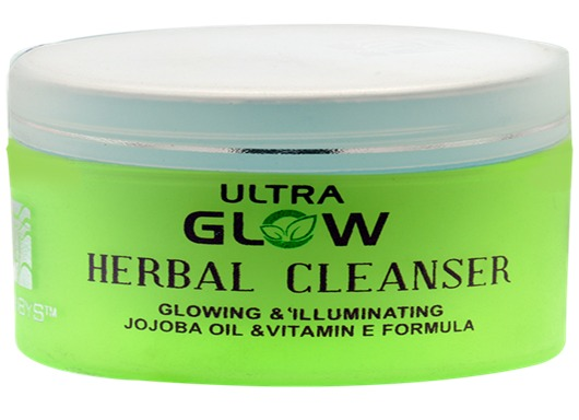 Ultra Glow herbal cleanser/For Facial, Aging & makeup remover