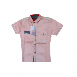 short sleeve casual shirts for kids