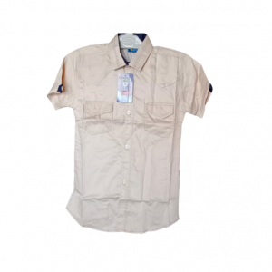 short-sleeve-double-pocket-shirts-for-kids