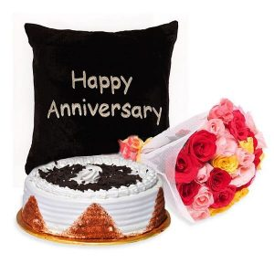 Happy Anniversary Gift With Love